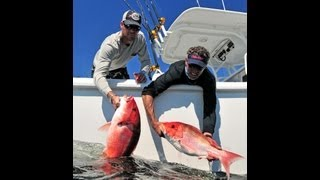"""Into The Blue: """"Red Snapper Explosion"""" 2012 : Season 4 Episode 4"""