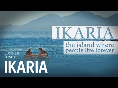 Ikaria: The island where people live forever - Documentary Trailer