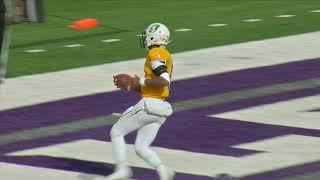 Football Highlights: Southeastern Louisiana University 35, Abilene Christian 14 (11/16/2019)