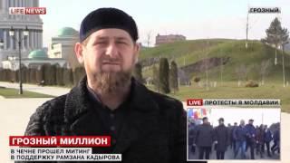 Кадыров: Любой патриот должен давать по морде врагам России(, 2016-01-23T02:00:46.000Z)