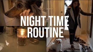 Fall Night Routine | Chelsea Trevor