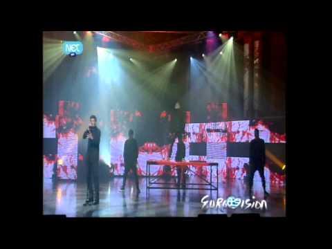 Λούκας Γιώρκας - Watch my dance: Τελικός Eurovision 2011