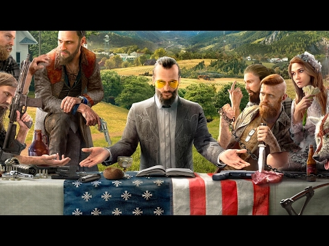 Far Cry 5: 10 Minutes of New Gameplay  IGN Live: E3 2017