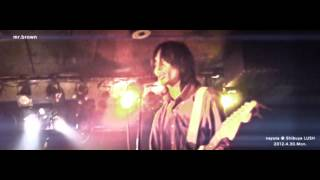 "nayuta Live 20120430 2/6 ""mr.brown"""