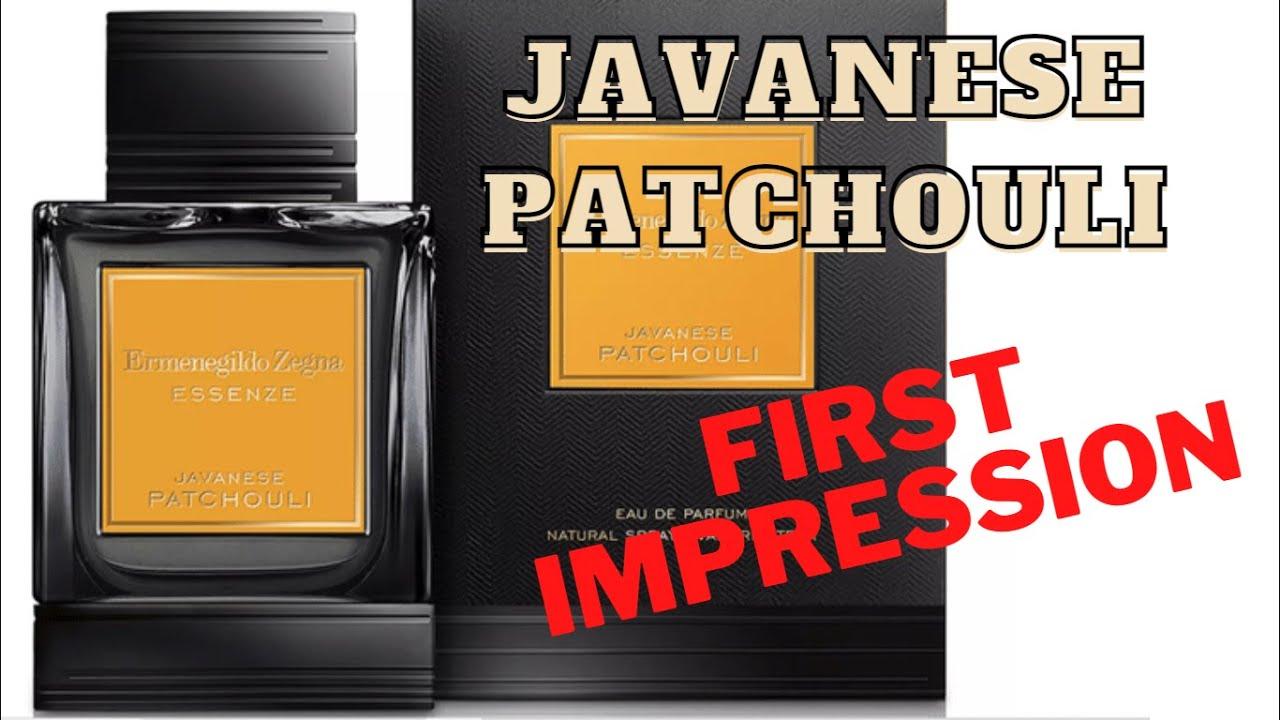 Ấn tượng đầu tiên về JAVANESE PATCHOULI (EDP)
