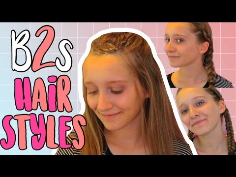 BACK TO SCHOOL HAIRSTYLES!! Quick & Easy | Diana Ang