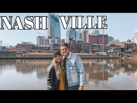 Our First Time In Nashville!!! Travel Vlog :)