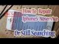 How to Fix Iphone 5 No Service or Still Searching | Resolve Iphone 5 No Service ok 100%