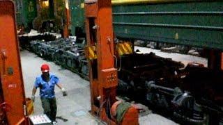 Bogie Change (Trans-Siberian Express)