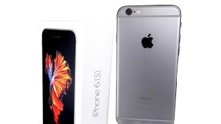 видео Apple iPhone 6s 64GB
