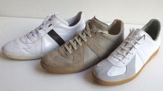 Margiela vs Dior Homme vs Original GATS Sneakers Comparison