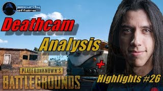 PUBG - Hackers on Deathcams - Highlights #26