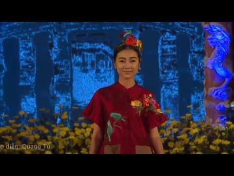 Lụa Toàn Thịnh - Nguyen Thuy - Cao Duy - Silk Festival Hoi An 2017