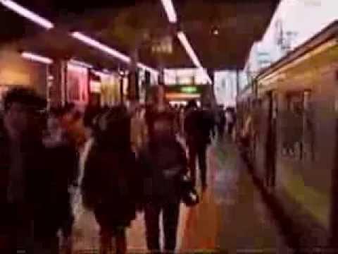 1991 – Shibuya Evening Walkabout 渋谷夕方散策散歩 (911123)