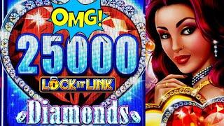 Lock It Link Slot BACK TO BACK Bonus & BIG WIN ! Wonder 4 Jackpot,5 Dragons Rapid & Gold Stack Slots