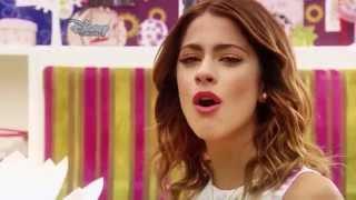 Violetta - Hoy Somos Mas. Oglądaj tylko w Disney Channel!