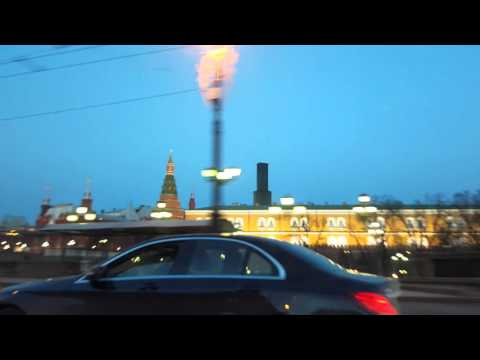 Moscow cab ride 3