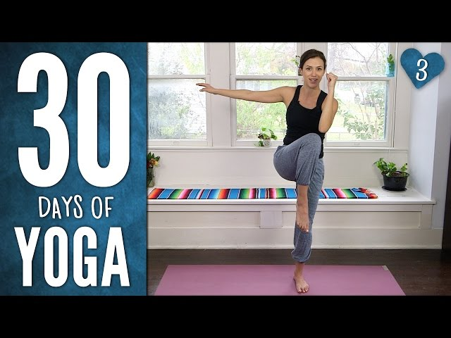 Day 3 - Forget What You Know - 30 Days of Yoga