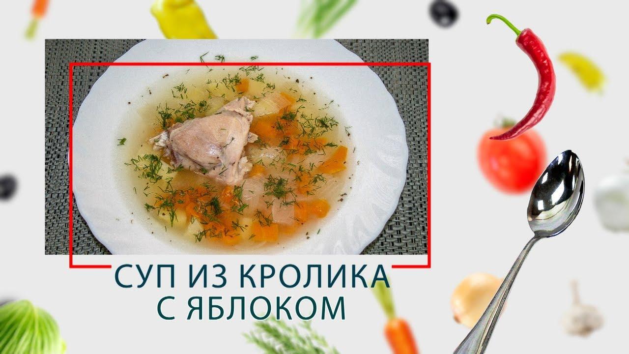 Суп из кролика с яблоком в ARC–QDL-514D