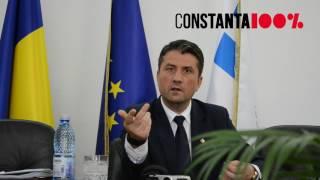 Primarul Decebal Făgădău despre investițiile în asfaltare