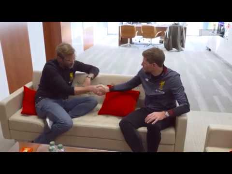 Behind the Scenes with Steven Gerrard | This is Melwood