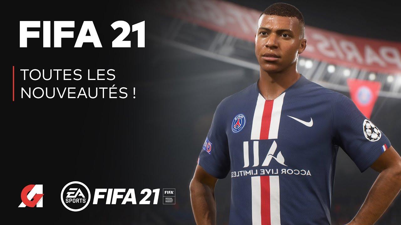 FIFA 21, encore une déception à prévoir ? Tout savoir ! (Gameplay, nouveautés...)