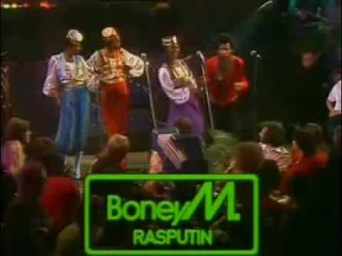 Songtext von Boney M. - Rasputin Lyrics