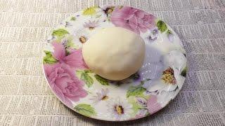 DIY Как приготовить солёное тесто. Рецепт солёного теста для лепки. Мастер класс\ Salty dough recipe