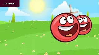 Red Ball 4 : Green Hills : Level 1 To 5  [Android Game]  Youtube