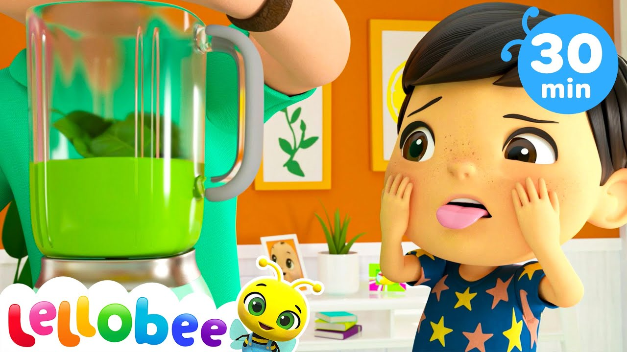 This Is The Way! | +More Lellobee: Nursery Rhymes & Baby Songs | Learning Videos For Kids