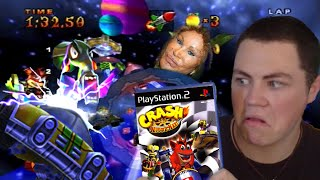 Crash Nitro Kart Review by Square Eyed Jak