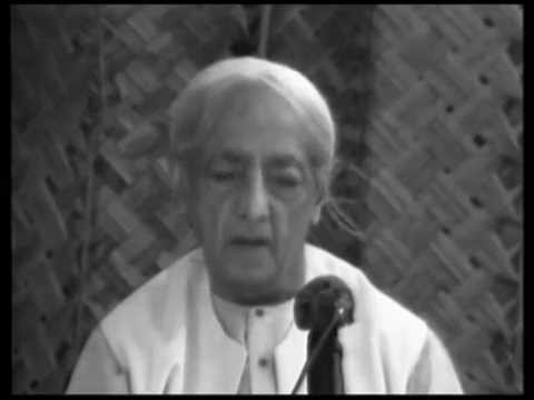 Is there any difference between the brain and mind? | J. Krishnamurti
