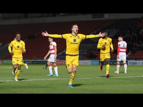 Doncaster Rovers V MK Dons Highlights