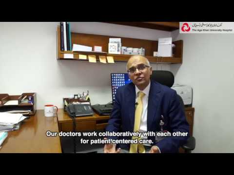 The Aga Khan University Hospital Manages More Complex Cases Compared To Other Hospitals