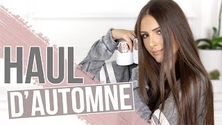HAUL D'AUTOMNE : PRIMARK, ASOS, YANKEE CANDLE... │PerfectHonesty