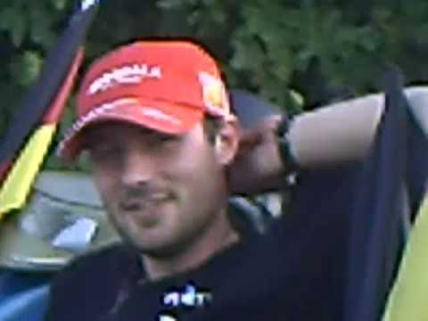 MC Rückenwind - 2008 Monaco - Arrive Alive Tour - Interview 1km vor dem Ziel