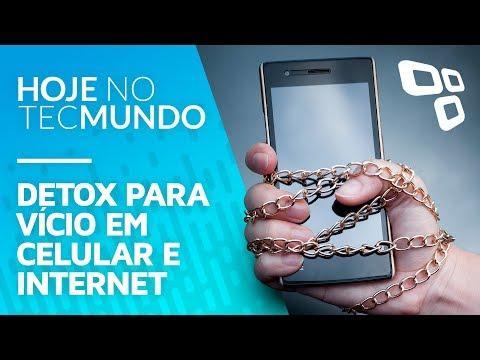 App da CNH-e, tratamento para viciados em smartphones e internet e app polêmico - Hoje no TecMundo