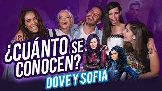 ¿Cuánto se conocen Dove Cameron y Sofia Carson de Descendientes 2? - Nath Campos thumbnail