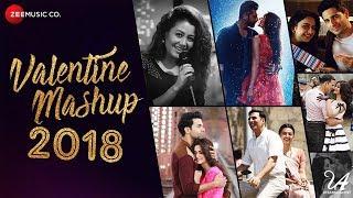 Valentine Mashup 2018   DJ Raahul Pai & DJ AT   Zee Music Company