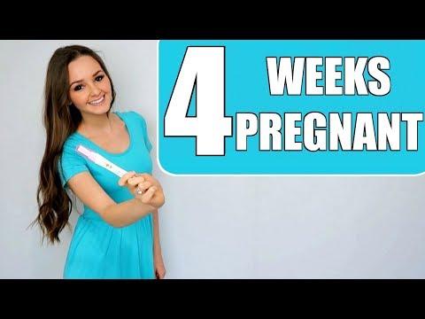 Early Pregnancy Symptoms, How I knew before BFP   4 WEEKS PREGNANCY UPDATE