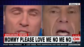 Chris and Andrew Cuomo