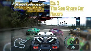 Final Drive Nitro Terror TAKE [Ep. 3] - The Sea Shore Car Racers