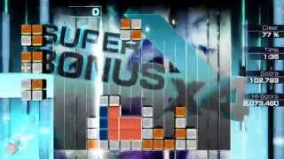 Lumines Electronic Symphony - Voyage Complete