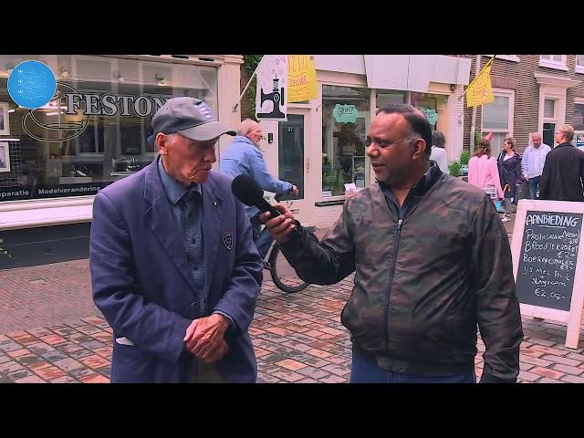 Omroep Scheveningen - Met Farooq op Straat - Wijk Oud Scheveningen