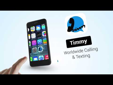 Timmy - Worldwide Calling & Texting