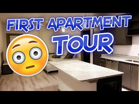 FIRST APARTMENT!!!