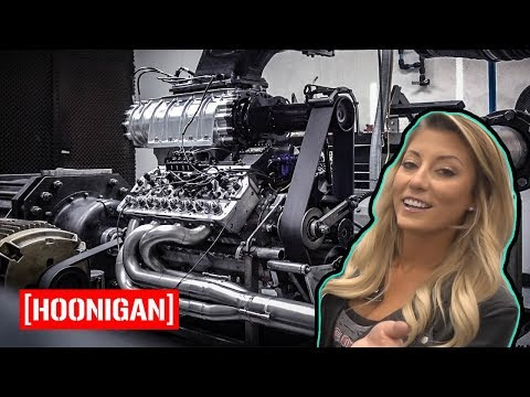 How to make 11,000hp - Don Schumacher Racing //FT015