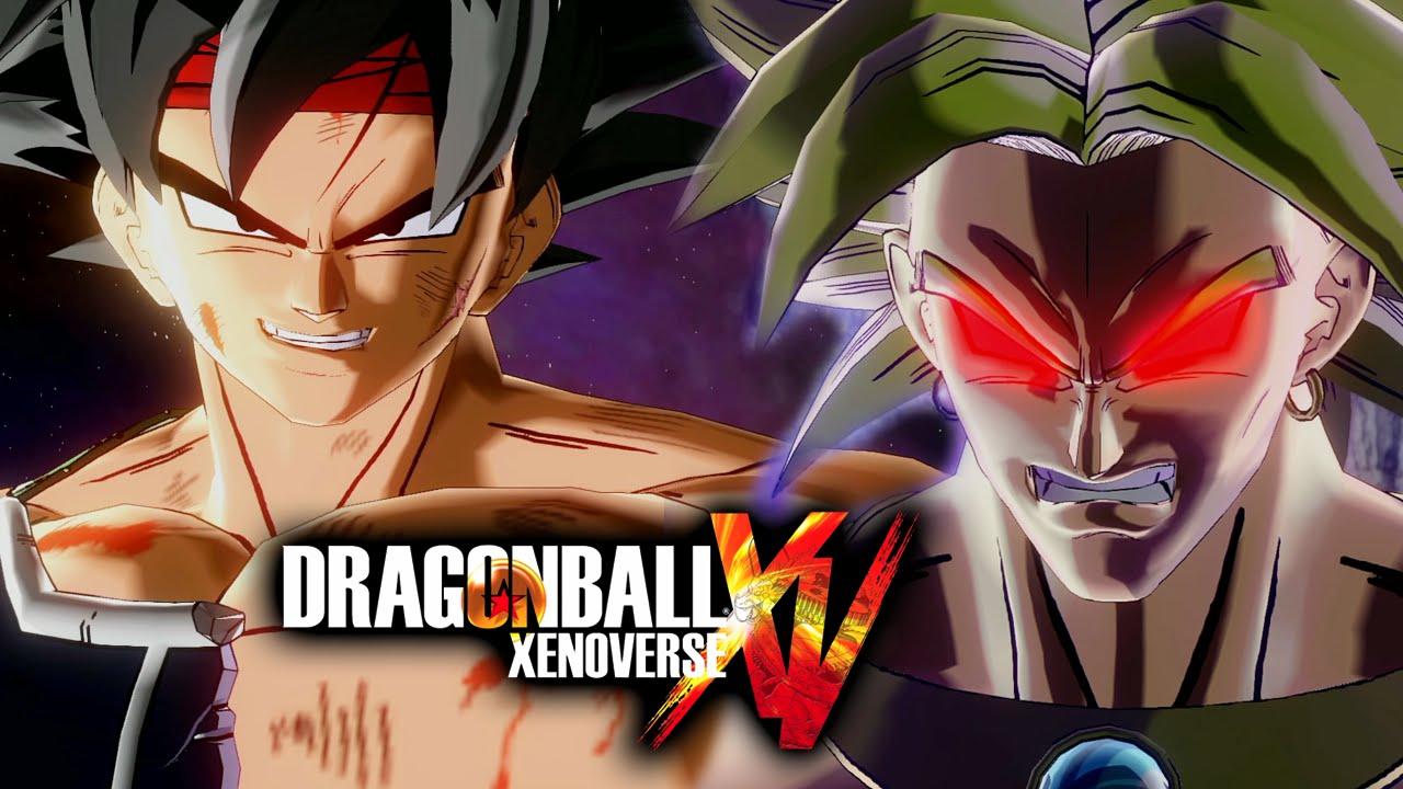LUCKY SALAMANDER - Dragon Ball Xenoverse - LVL MÁX e Saga Secreta do Broly e do Bardock[ Playstation