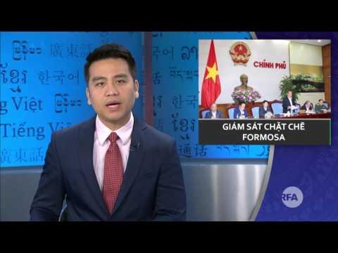 Bản tin RFA tiếng Việt ngày 8 tháng 3, 2017