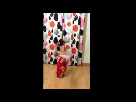Lagu Menari paduan tari bali dan ballet